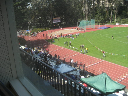 Cox Stadium at San Francisco State University, Mathis Invitational, 2013