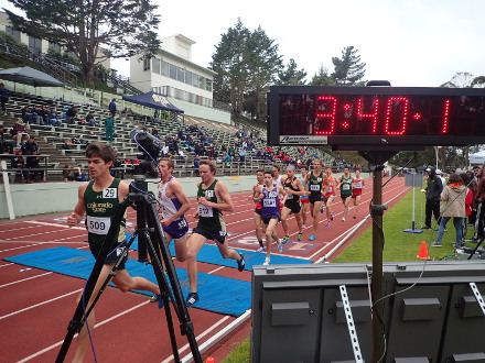 M10000, Section 2 of 3, SF State Distance Carnival, 2016