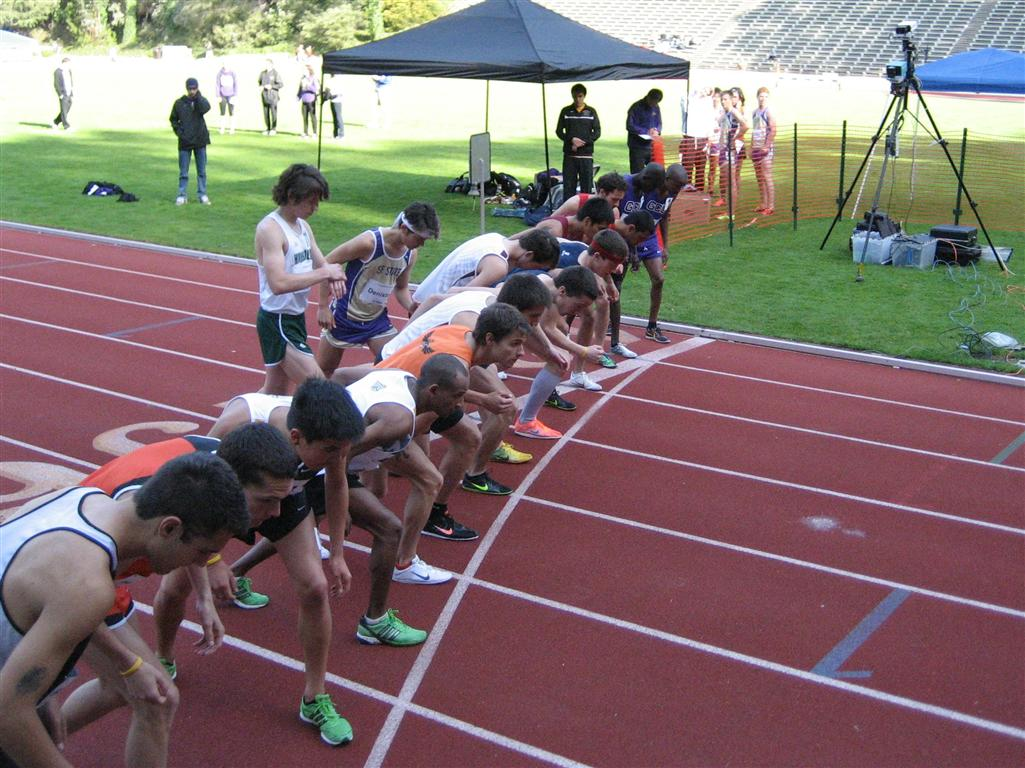 SF State Distance Carnival M10000