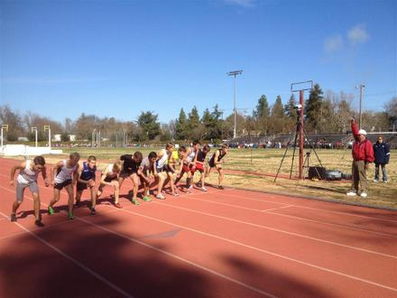 UC Davis All Comers #2 M3200