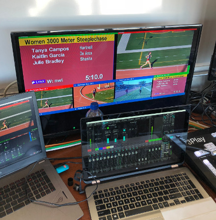 Red Cap Integration with TV Production Using ResulTV and TriCaster