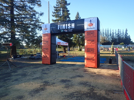 Pacific Tiger HS Invitational, Finish Line, 2016