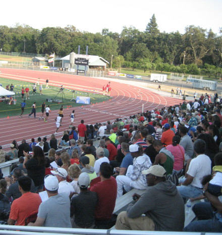 Introductions for Boys 400, Sac-Joaquin Masters (2014)