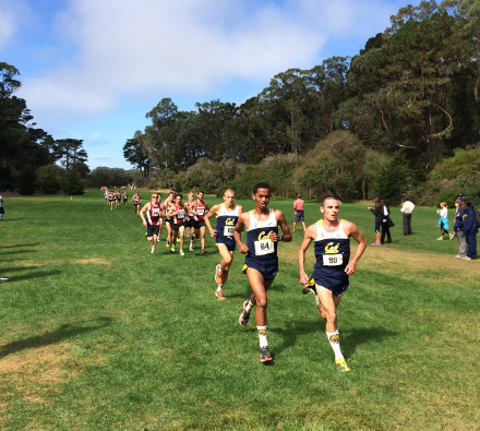 San Francisco Invitational Mens Race, Speedway Meadow, Golden Gate Park (2014)